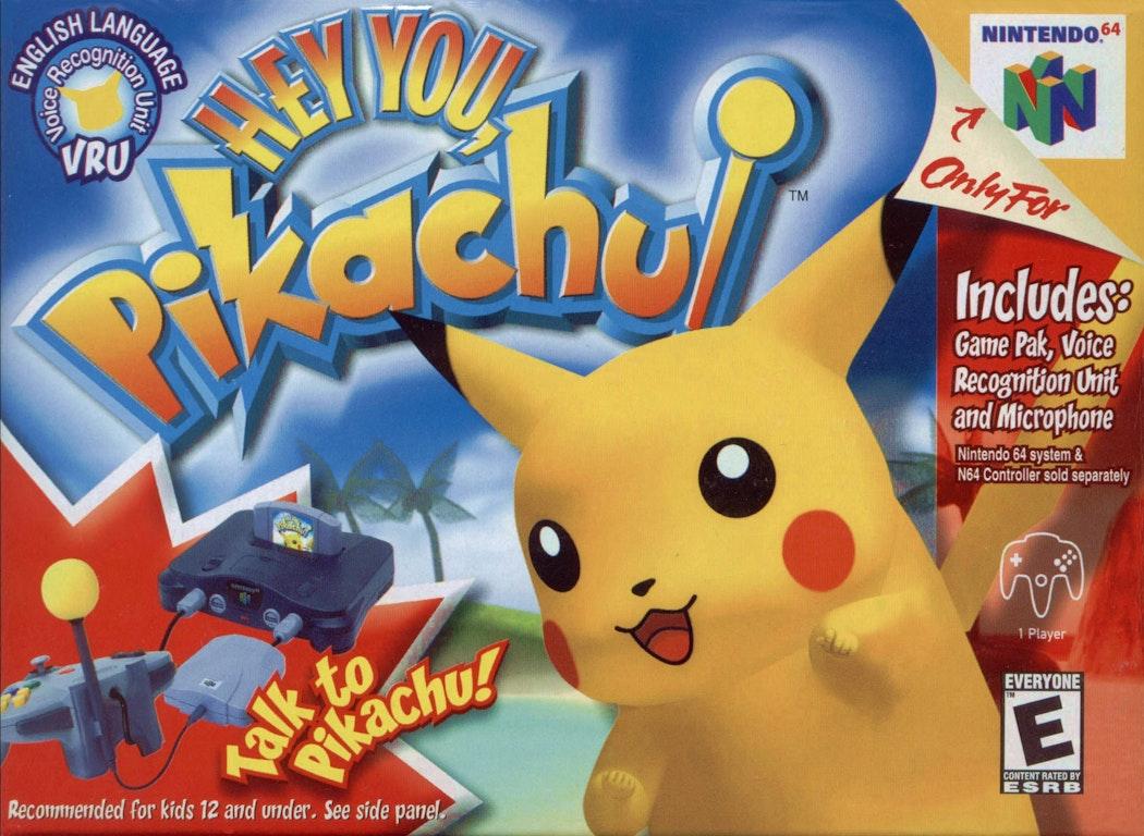 Hey You! Pikachu